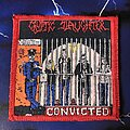 Cryptic Slaughter - Patch - Cryptic Slaughter Convicted
