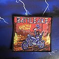 Battle axe Burn This Town Patch