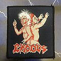 Exodus - Patch - Exodus Bonded By Blood