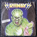 """Randy Shadows Are Falling / The Beast 7"""" (Signed)  Tape / Vinyl / CD / Recording etc"""
