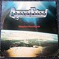 Agent Steel Skeptics Apocalypse LP & Mad Locust Rising EP (Signed) Tape / Vinyl / CD / Recording etc