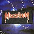 Mausoleum - Patch - Mausoleum Records