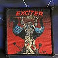Exciter - Patch - Exciter Long Live The Loud