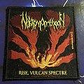NEKROMANTHEON - Patch - Nekromantheon Rise, Vulcan Spectre