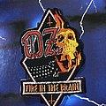 Oz Fire in The Brain Shape