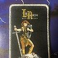 Lee Aaron Metal Queen Patch