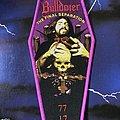 Bulldozer - Patch - Bulldozer The Final Separation Coffin