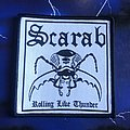 Scarab Rolling Like Thunder Patch