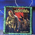 Toxic Holocaust - Patch - Toxic Holocaust Hell On Earth