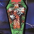 Demon - Patch - Demon Night of The Demon Coffin