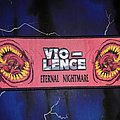 Vio-Lence - Patch - Vio-lence Eternal Nigjtmare