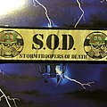 S.O.D. - Patch - S.O.D. Stormtroopers Of Death
