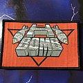 H-Bomb Coupe De Metal Patch