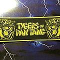 Tygers of Pan Tang Wild Cat Patch