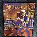 Megadeth Peace Sells... Patch