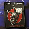 Alice In Chains - Patch - Alice In Chains The Devil Put Dinosaurs Here