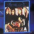 Metallica - Patch - Metallica Garage Days Re-Revisited