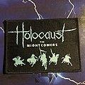 Holocaust - Patch - Holocaust The Nightcomers