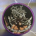 Cruel Force - Patch - Cruel Force The Rise Of Satanic Might