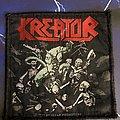 Kreator - Patch - Kreator Pleasure to Kill