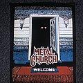 Metal Church - Patch - Metal Church The Dark