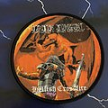 Iron Angel Hellish Crossfire Circle