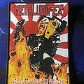 Metalucifer - Patch - Metalucifer Heavy Metal Malaysian Chainsaw