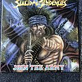 Suicidal Tendencies Join The Army LP (Signed)