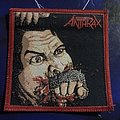 Anthrax - Patch - Anthrax Fistful Of Metal