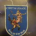 Cirith Ungol - Patch - Cirith Ungol King of The Dead Shield