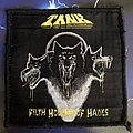 Tank - Patch - Tank Filth Hounds of Hades