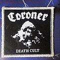 Coroner - Patch - Coroner Death Cult