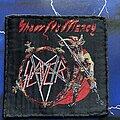 Slayer - Patch - Slayer Show No Mercy