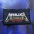 Metallica Alcoholica Patch