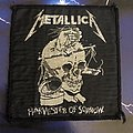 Metallica - Patch - Metallica Harvester Of Sorrow