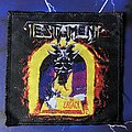 Testament - Patch - Testament The Legacy