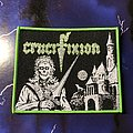 Crucifixion Green Eyes