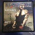 Deathrow - Patch - Deathrow Satans Gift
