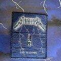 Metallica - Patch - Metallica Ride The Lightning