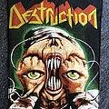 Destruction - Patch - Destruction Release From Agony