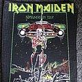 Iron Maiden Somewhere On Tour