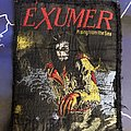 Exumer - Patch - Exumer Rising From The Sea