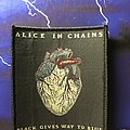 Alice In Chains - Patch - Alice In Chains Black Gives Way To Blue