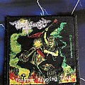Deathhammer - Patch - Deathhammer Forever Ripping Fast