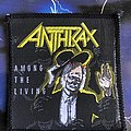 Anthrax - Patch - Anthrax Among The Living