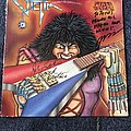 Victim Power Hungry LP (Signed) Patch