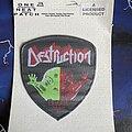 Destruction - Patch - Destruction Cracked Brain