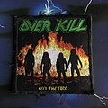 Overkill - Patch - Overkill Feel The Fire