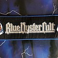 Blue Öyster Cult - Patch - Blue Oyster Cult Fire of Unknown Origin