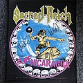 Sacred Reich Surf Nicaragua  Patch